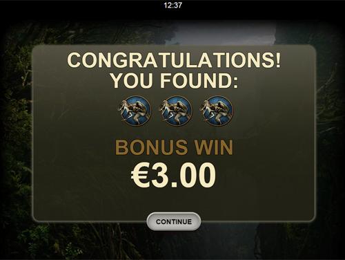 free King Kong Mobile Skull Island Bonus Prize