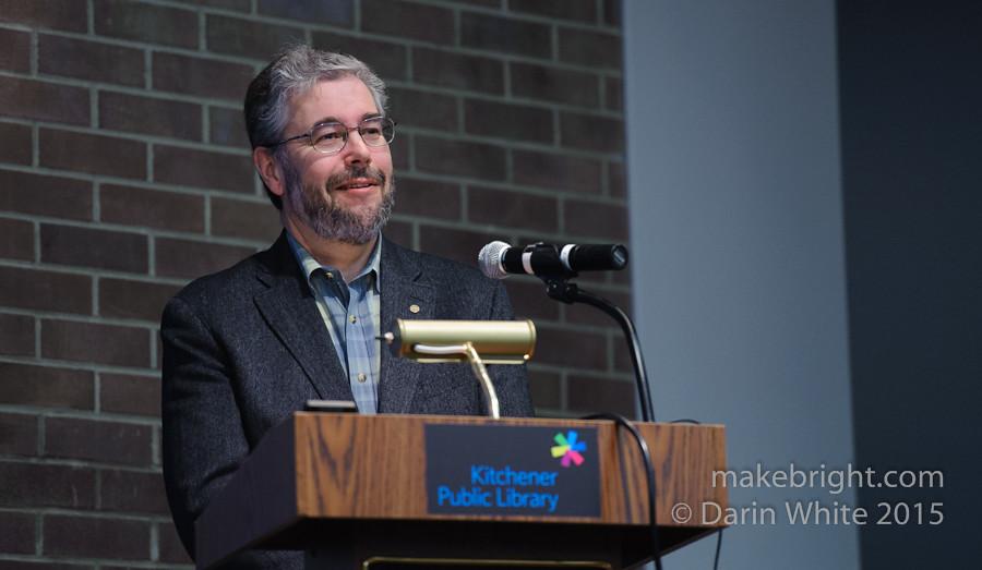 Douglas Cardinal talk at KPL 058