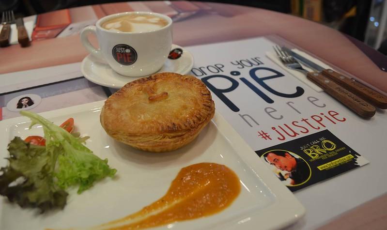 Just Pie IOI City Mall
