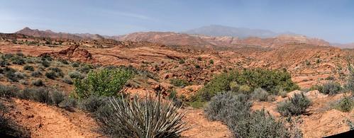 panorama utah pano stgeorge cottonwoodcanyon redrockcountry redcliffsdesertreserve sb2015 uplandszone