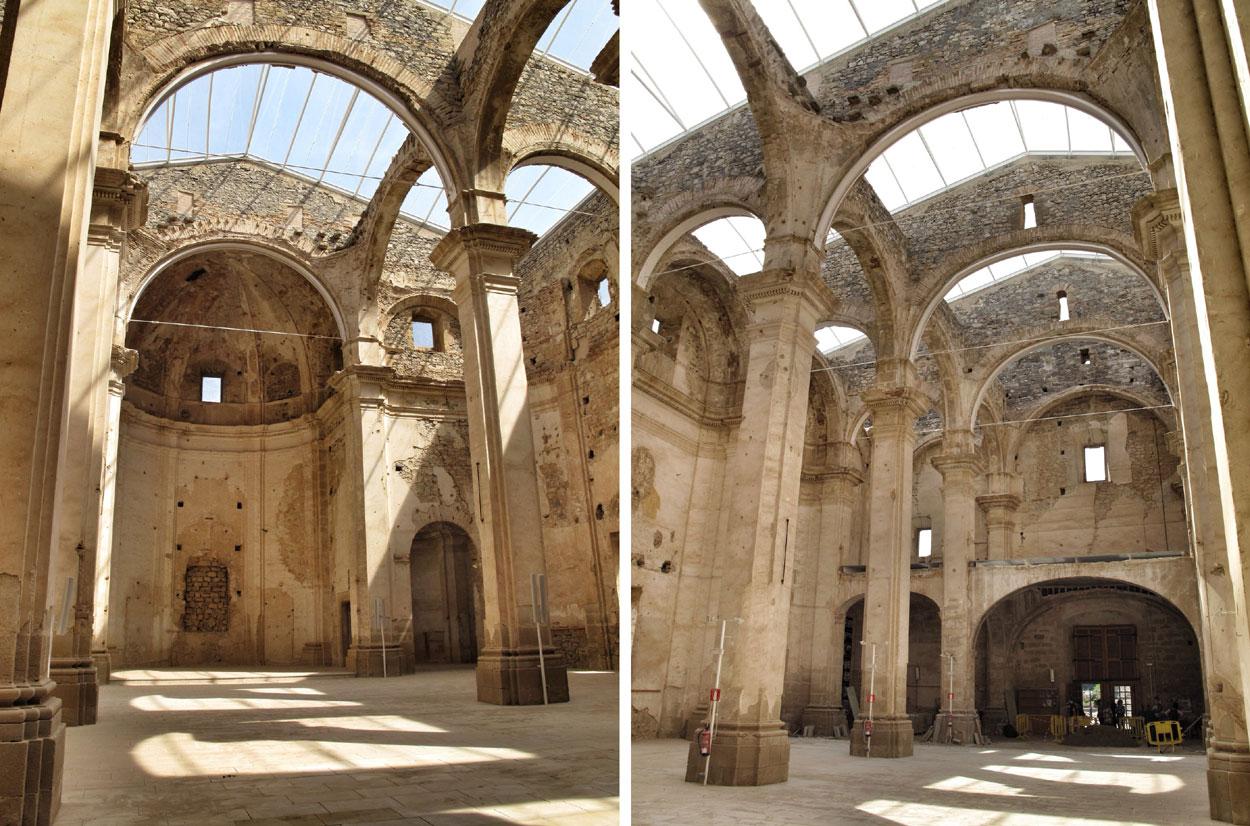 iglesia sant pere_corberad'ebre_patrimonio_rehabilitacion_ferran vizoso III