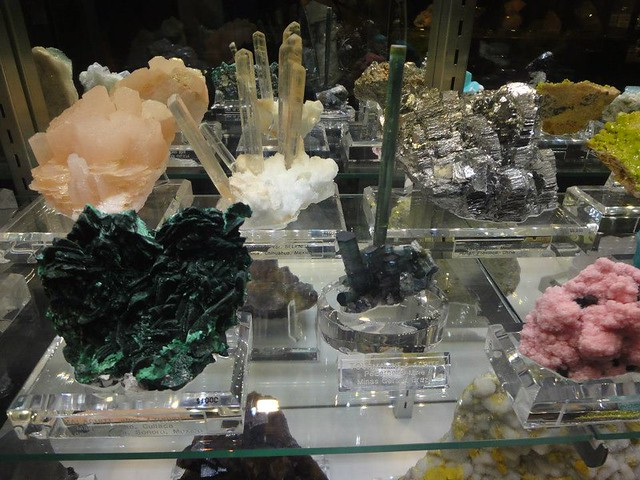 pure flawless mineral specimen crystals