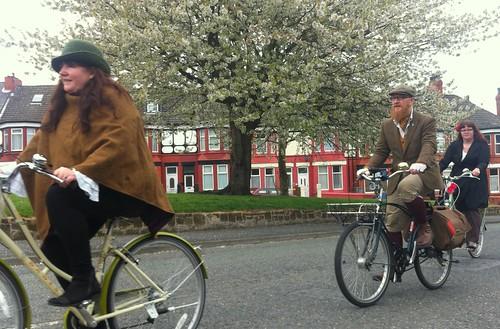 Fourteenth Liverpolitan Tweed Ride