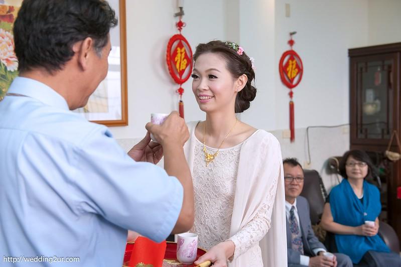 台中婚攝@台中新天地崇德店_025立群&儀婷 訂結婚喜宴
