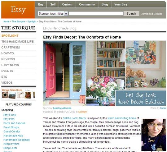 The Etsy Storque Blog | Emma Lamb