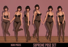 Supreme Pose Pack @ Pose Fair