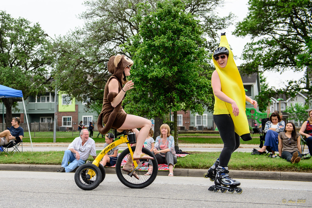 2015 Houston Art Car Parade