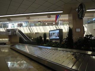 Baggage claim, John Wayne Airport