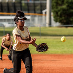 LR vs Fairfiel Central JV softball