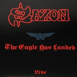 "SAXON - THE EAGLE HAS LANDED LIVE NWOBHM 12"" LP"