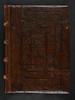 Binding of  Biblia latina