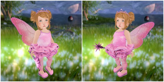 Violetility-Pink Fairy Costume