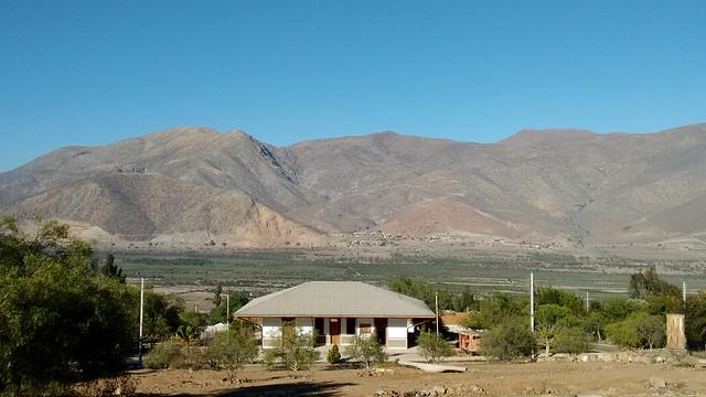 Gualliguaica, Valle de Elqui, Chile