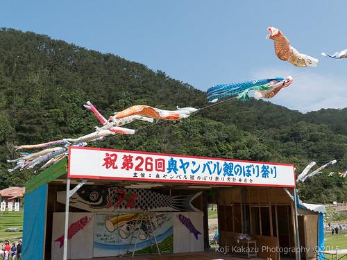 奥ヤンバル鯉のぼり祭り-11