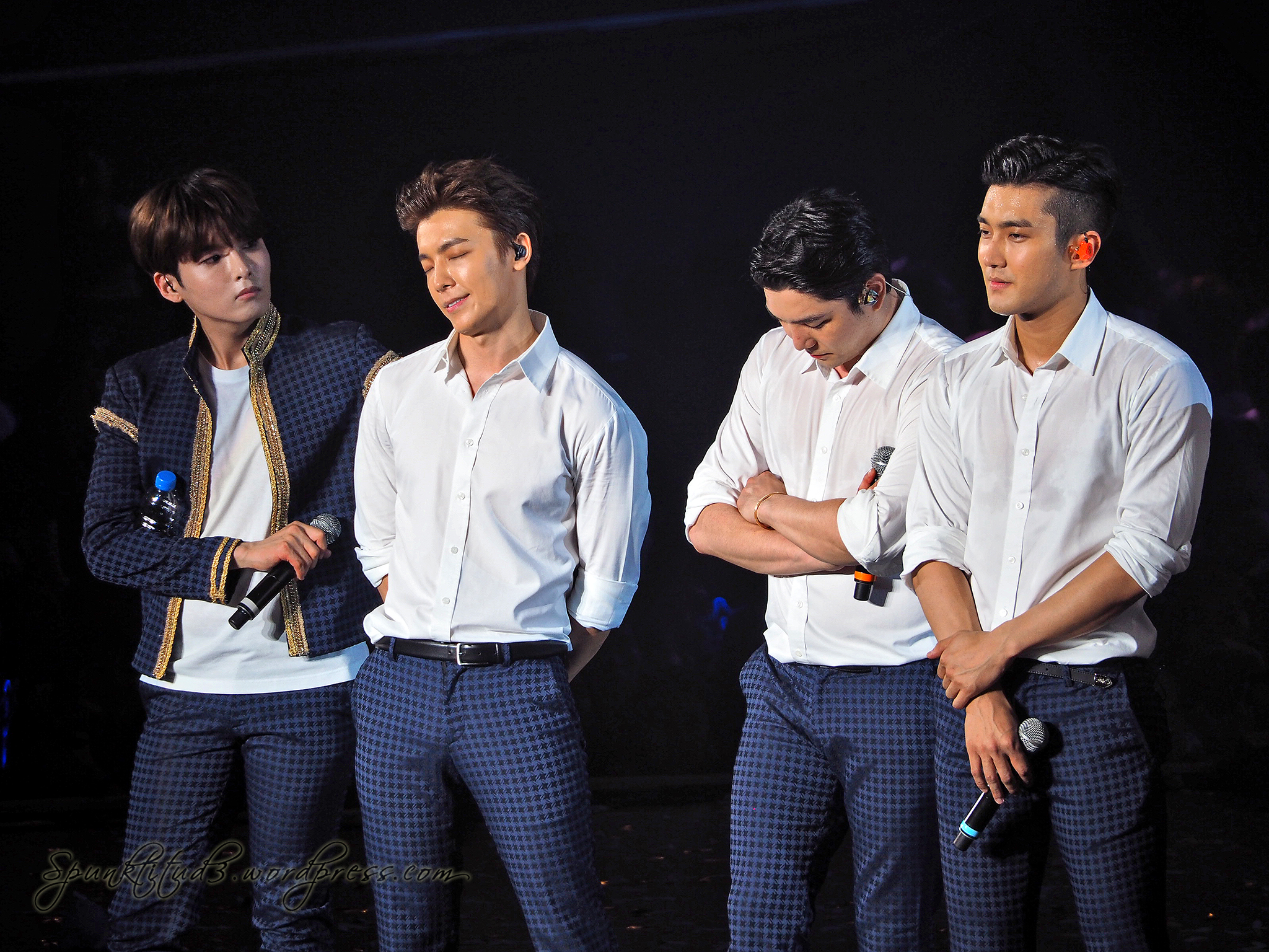 Super Junior 6 Singapore Concert