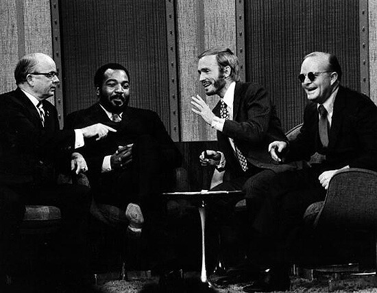 Truman Capote Dick Cavett 73