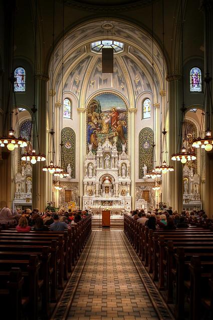 St Joseph Chapel