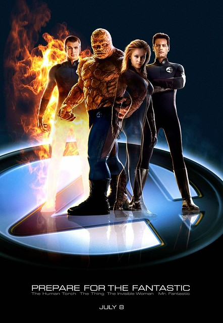 (2005) The Fantastic Four
