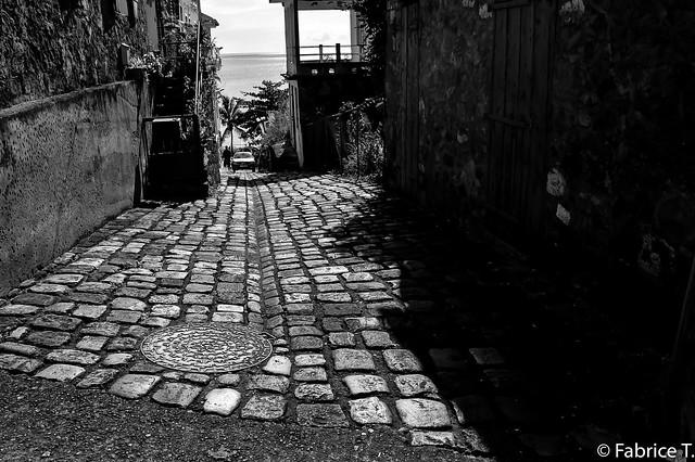 Old Caribbean Street