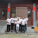 Wed, 22/07/2015 - 14:48 - Shaolin India Students Get certificates post training at Shaolin Temple China