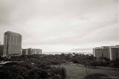 view from lanai, 7:20