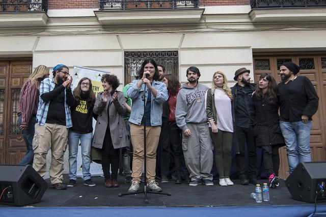 Poetry Slam San Isidro 2016