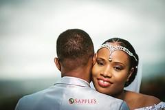 A Queen and her King! #weddingwednesday #destinationwedding #destinationweddingphotographer #jamaicanphotographer #destinationJamaica #sapplesphotography #awardwinningphotographer #coupleschoiceaward2016