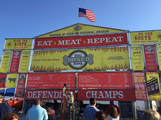 BBQ Roundup, Cedar Rapids