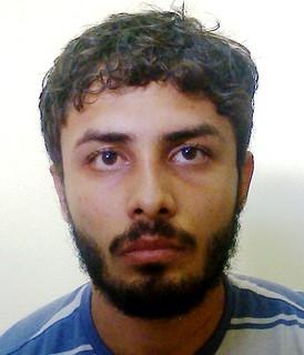 personal trainer Antonio Eduardo Souza Nascimento (foto), 21 anos
