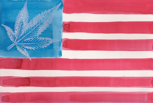 Weed Spangled Banner - 2015
