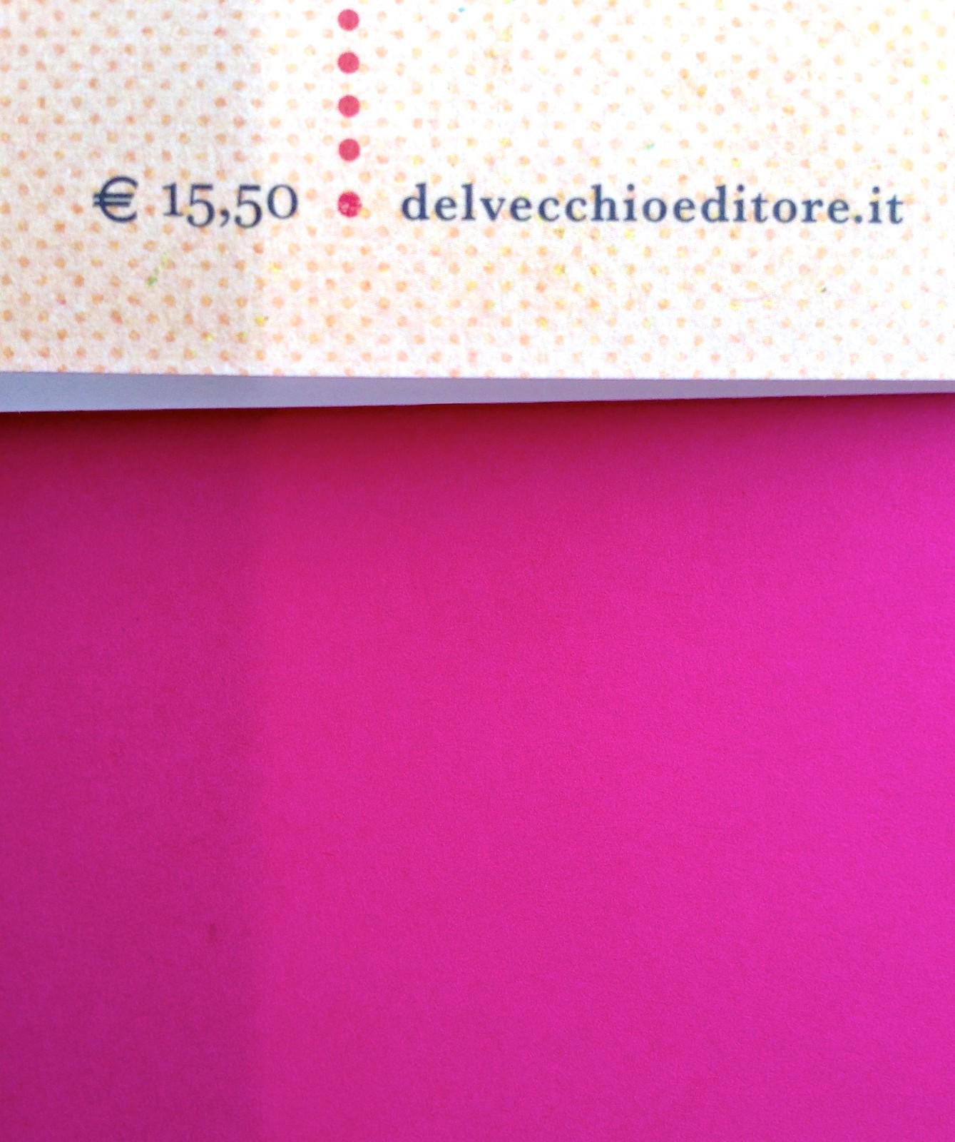 La stella del vespro, di Colette. Del Vecchio Editore 2015. Art direction, cover, illustrazioni, logo design: IFIX | Maurizio Ceccato. Risvolto della quarta di copertina (part.), 2
