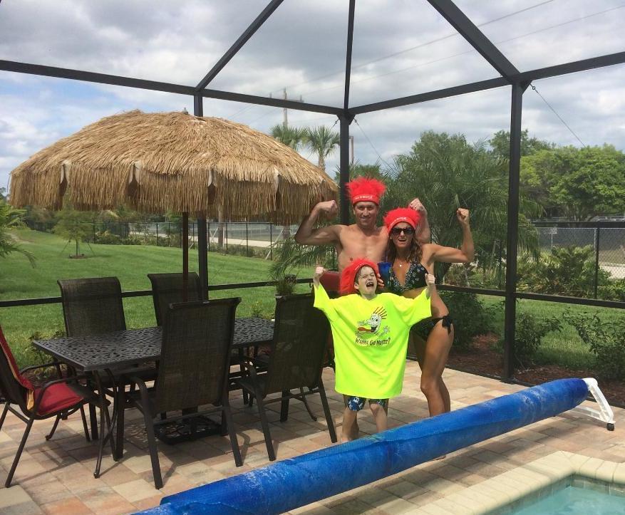 Screamin Family in Florida