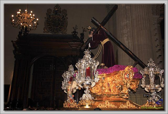 Semana Santa en Málaga. Cofradia de Viñeros (14)