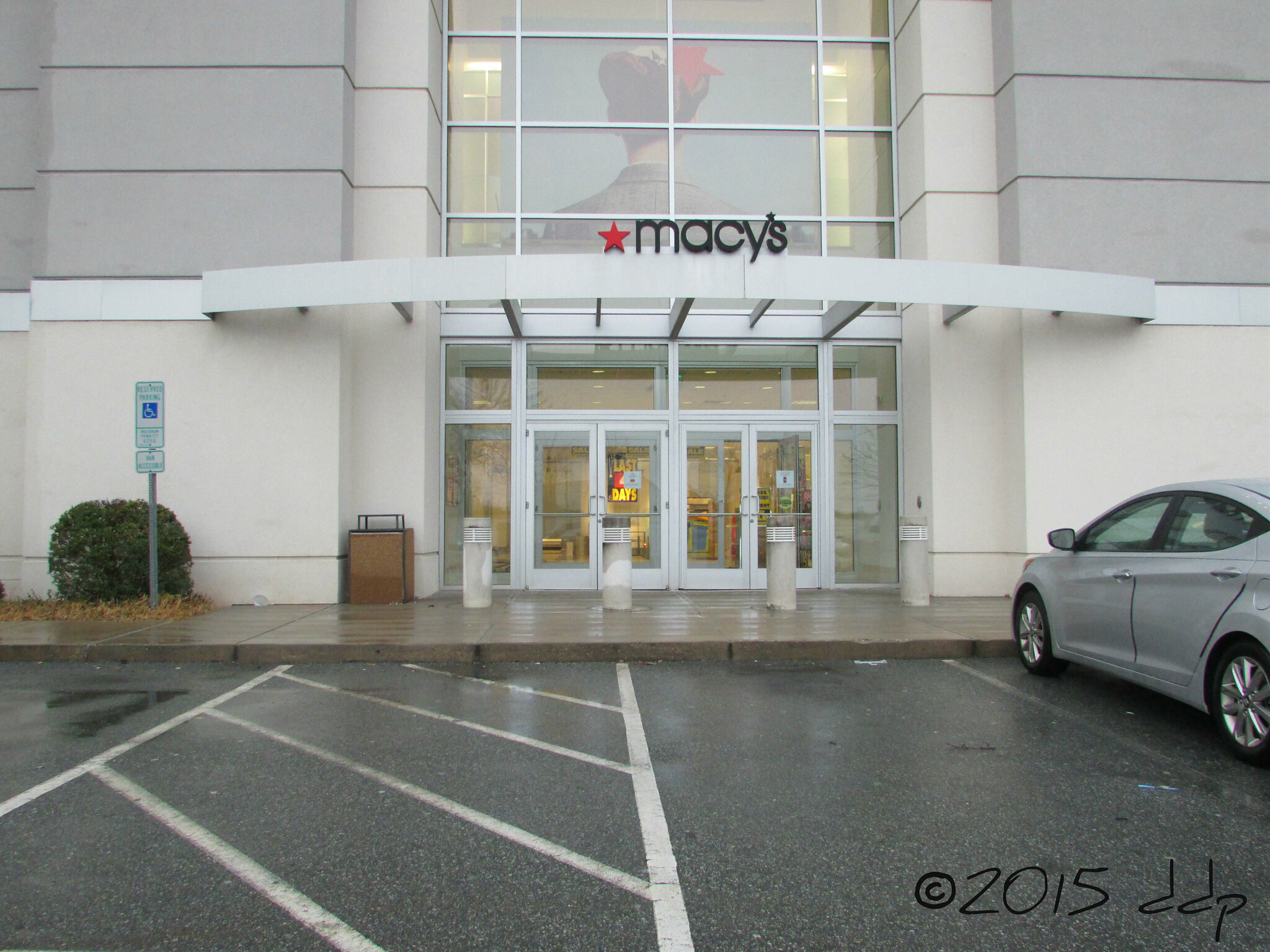 Macy's -- Wendover, Greensboro, North Carolina