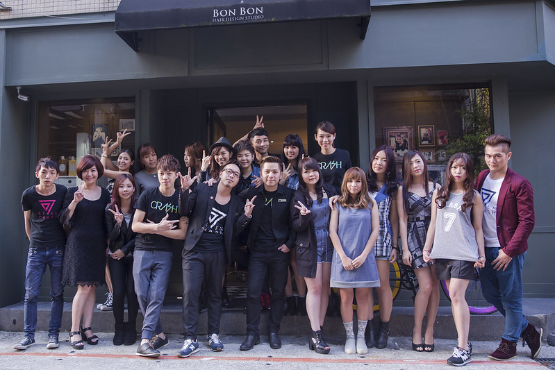 BONBONHAIRX中美嬌兒法國品牌EP染膏2015春下發表 5 (1)