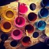 Colors of #campaign4change #rayban #designskyarte #dwf10