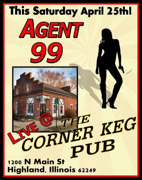 Agent 99  4-25-15