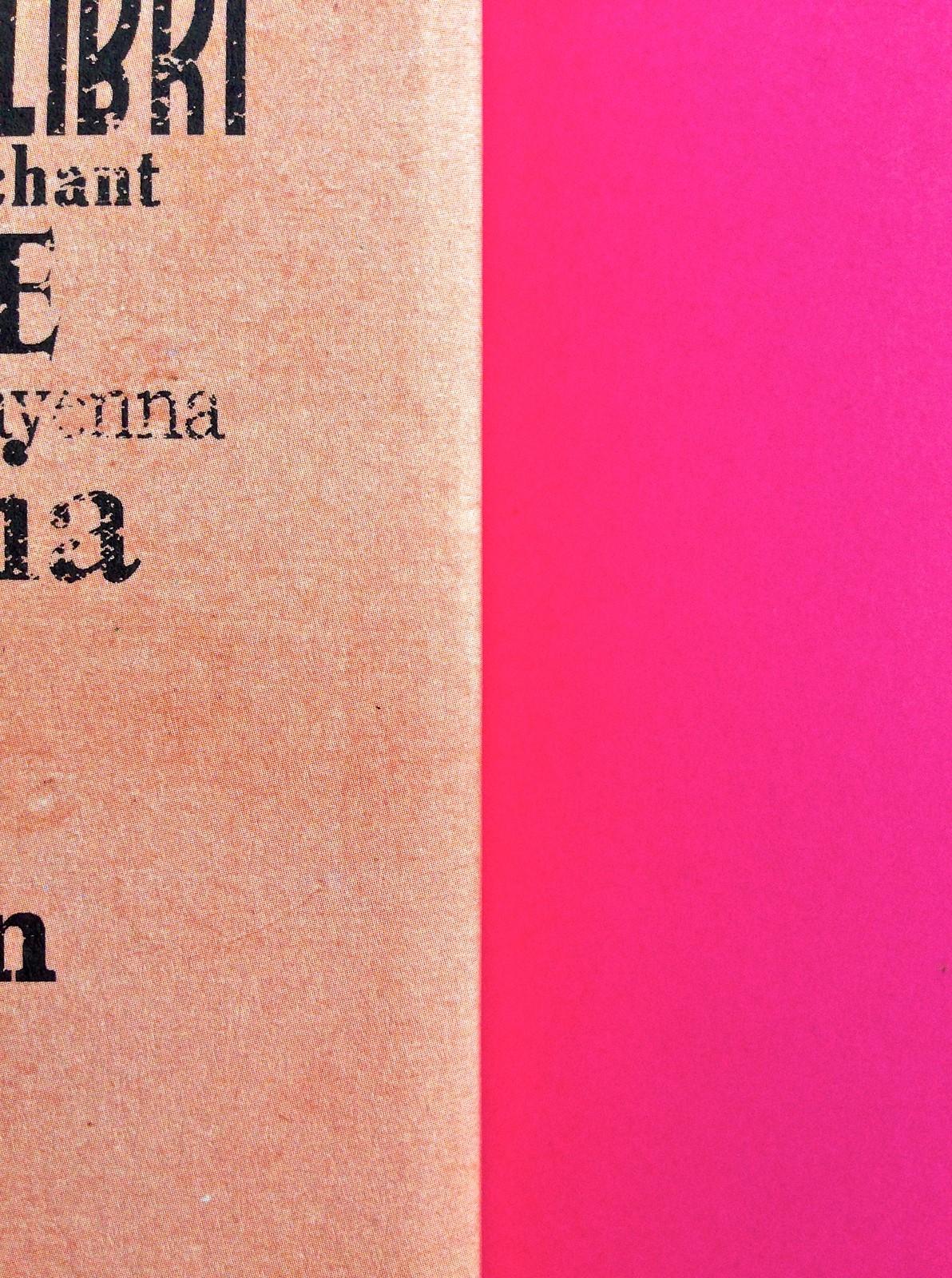 La stella del vespro, di Colette. Del Vecchio Editore 2015. Art direction, cover, illustrazioni, logo design: IFIX | Maurizio Ceccato. Quarta di copertina (part.), 2