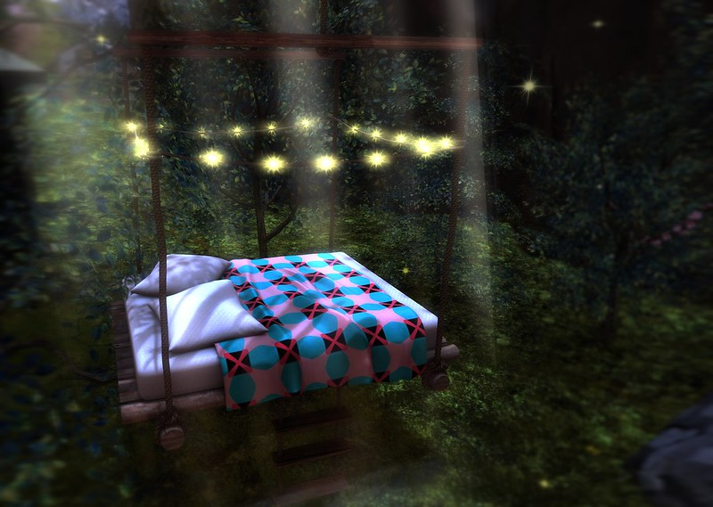 Under the stars!