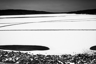 snow, shapes and lines #1