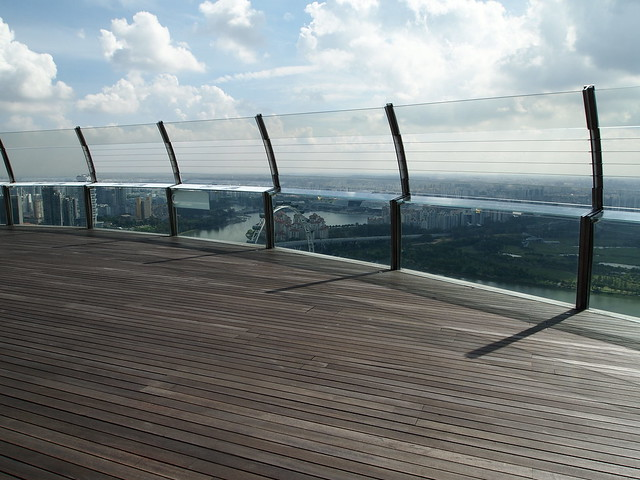 P4189190 SkyPark Observation Deck(展望デッキ スカイパーク) シンガポール