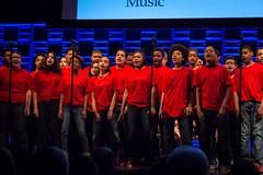 choir, audience, social group,