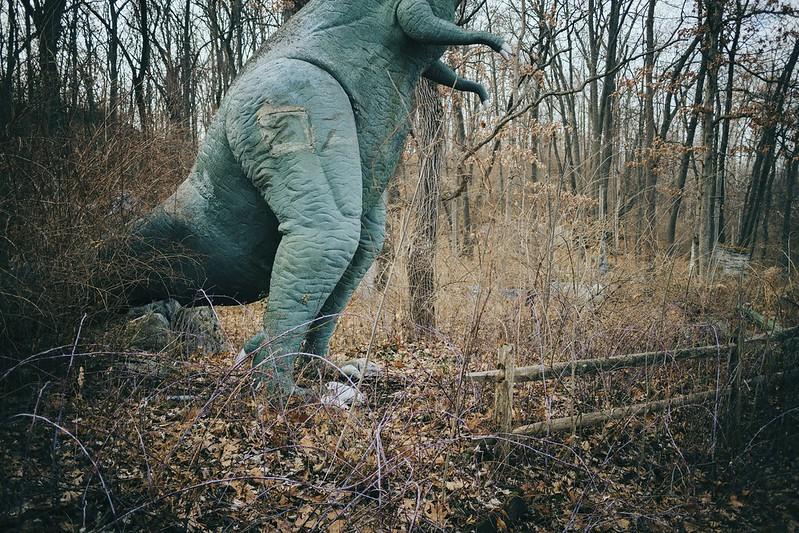 Prehistoric Forest: Kneel Before