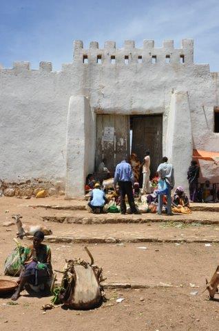 Gate, Harar, Ethiopia