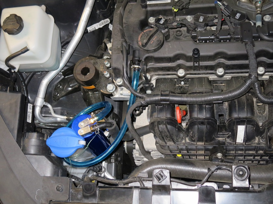 Falken Pro G4 A S >> oil catch can for Direct Injection - Kia Forum