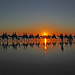 Cable beach sunset (DSC_0766 b) by Tartarin2009