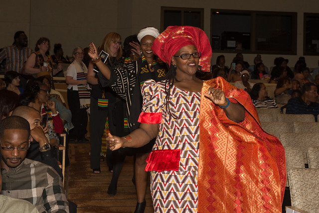 Umoja Celebration of Black Graduates '15