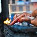 Lets pray for Nepal >_@ by emraz sultan