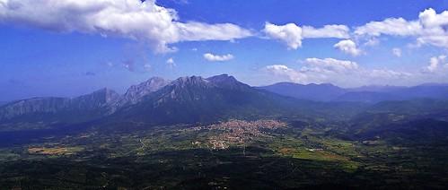 italy montagne italia sardinia italie isola sardaigne nuoro ortobene