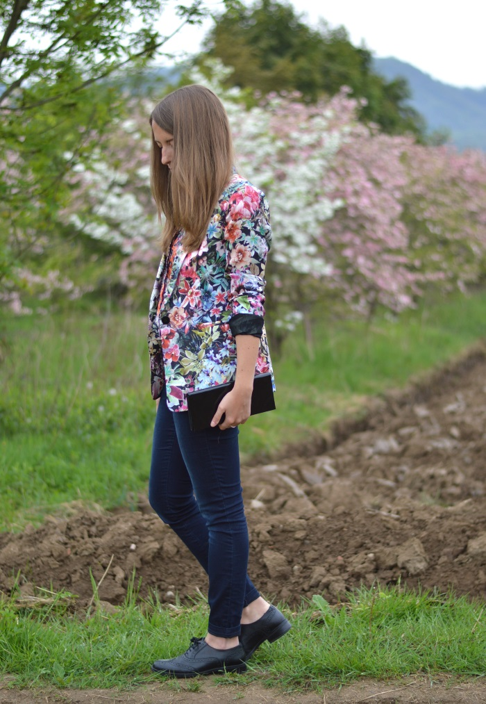 flowers on flowers,wildflower girl, fashion blog, blogger, Benetton, Zara, fiori (4)